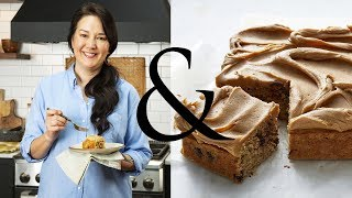 Ann Pittman's Easy Banana Snack Cake | F&W Cooks