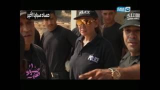 صبايا الخير | شاهد  لحظات قيام ريهام سعيد بتدريبات الصاعقة مع قوات العمليات الخاصة