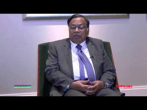 BANGLADESH FOREIGN MINISTER - ABUL HASSAN MAHMOOD ALI
