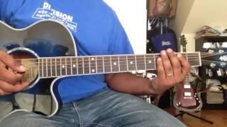 Biteka Kura Le - Guitar Lesson