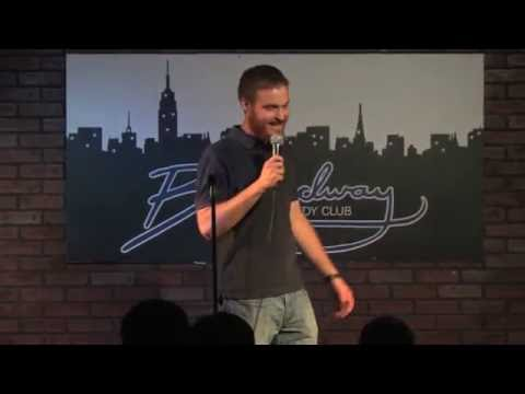 Chris Johnson standup comedy debut 61616