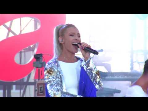 Alina Eremia la Europa FM LIVE pe Plaja 2017 - Concert integral