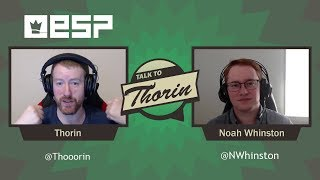 Talk to Thorin: Noah Whinston on OWL So Far (OW)
