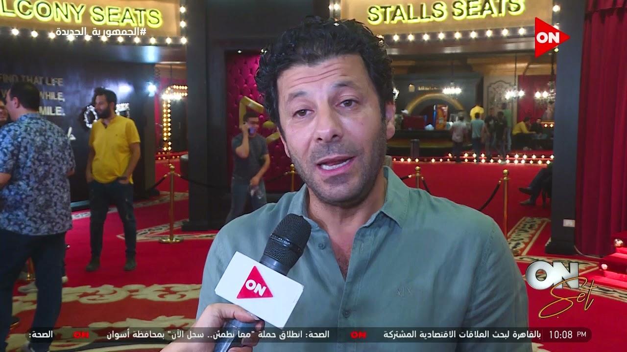 أون سيت - لقاء خاص مع النجم اياد نصار وتصريحاته عن تجربة العمل المسرحي  - 23:55-2021 / 9 / 24