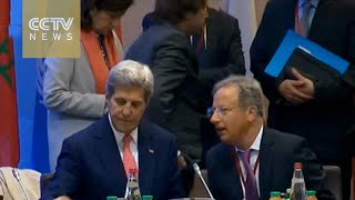 Conference proposes incentives for Middle East peace process