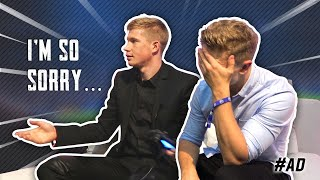 I Insulted Kevin De Bruyne in Most Awkward FIFA 19 Game of the Year