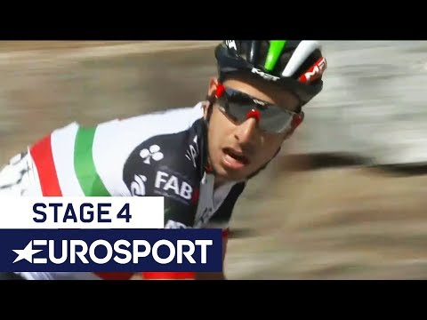 Tour of the Alps 2018 | Stage 4 Highlights | Cycling | Eurosport