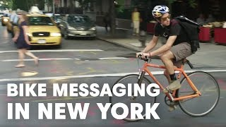 Bike Messenger Austin Horse - Streets & Avenues - Ep 2