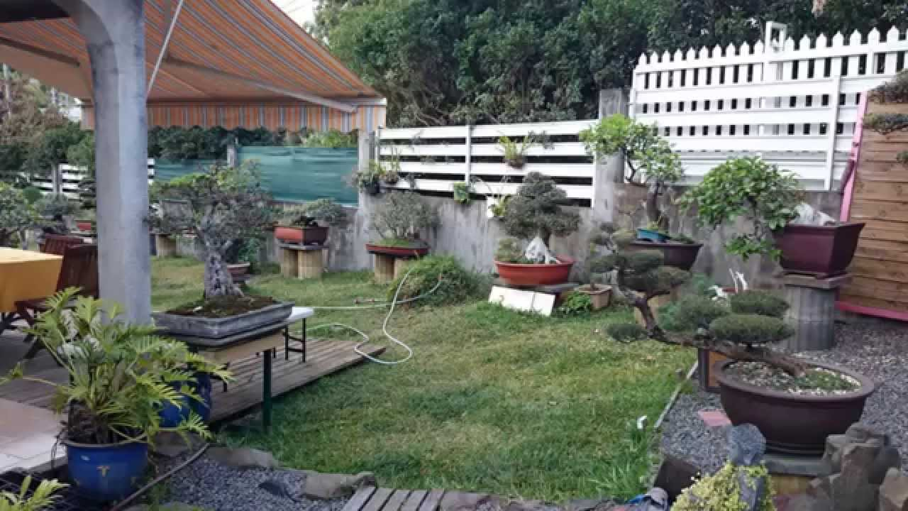 Jardin zen 974 youtube for Jardin youtube
