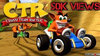 Crash Team Racing PC gameplay + Download link