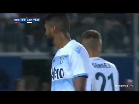 Crotone vs Lazio:  Notizia del 1° gol Palermo