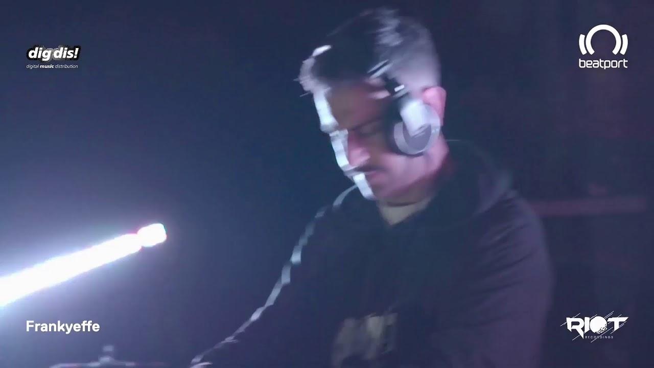 Download Frankyeffe DJ set - RIOT Recordings Live   @Beatport Live