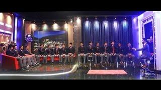 U-19 Nepal Cricket Team LIVE (Full Episode) (HUAWEI Namaste TV Show) #RUSLANcricket