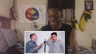 James Charles Sing Off Reaction