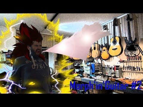 LA NOUVELLE TRANSFORMATION DE SON GOKU ?! - MORPH'IN'GUITAR #2