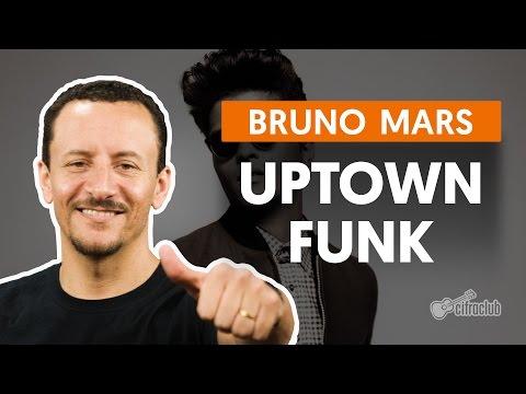 Uptown Funk - Mark Ronson ft. Bruno Mars (aula de baixo)