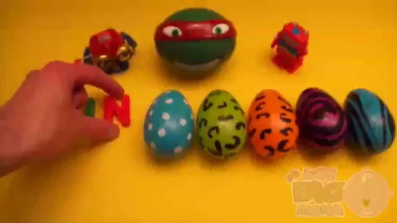 Baby Big Mouth Surprise Egg Learn-A-Word - dailymotion.com