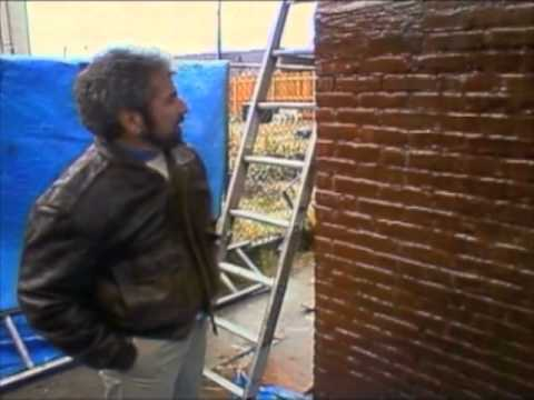How to Remove Old Exterior Paint  - Coach-Style House in Chicago, IL - Bob Vila eps.302