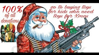 Christmas Toy Drive Stream Ghost Recon Wildlands Ghost War PVP (18+)Adult Content