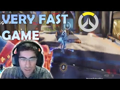 Curryshot - VERY FAST GAME Ft. Mendo&Calvin [Overwatch]