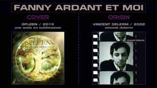 Fanny Ardant et moi - Vincent Delerm - SPL [ FAN COVER ]