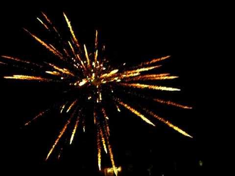 when fireworks gone bad