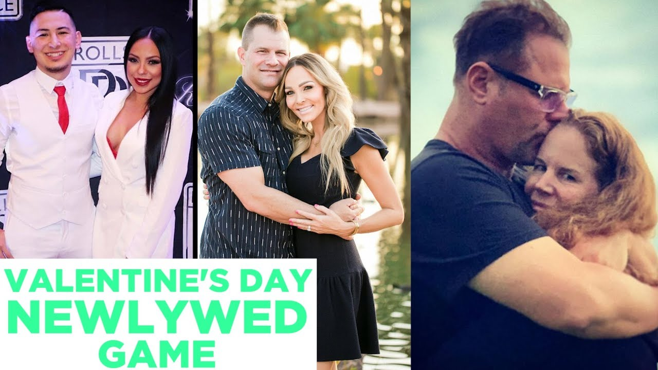 The Valentine's Day Newlywed Game!!