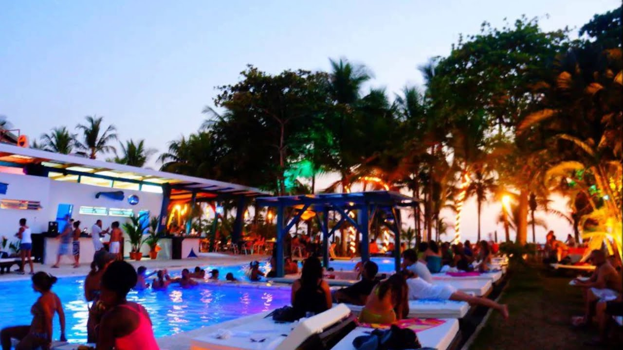 Jaco Beach Club The Best Beaches In World