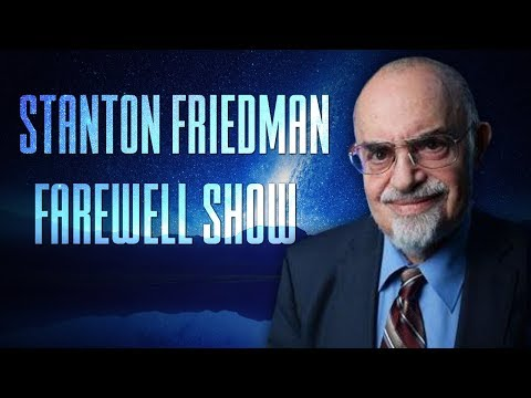 09-18-18 Live From New Brunswick, Stanton Friedman on his UFO Career