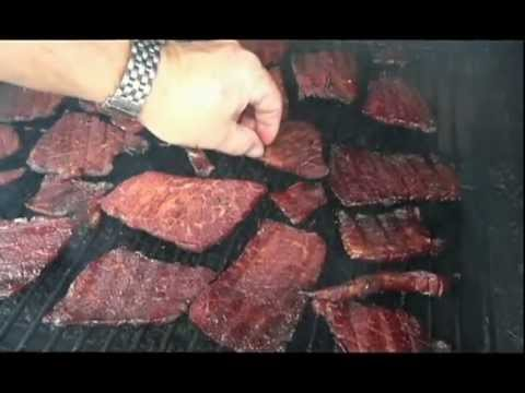 How to make jerky on my traeger smoker