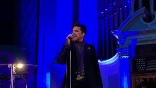 Download Adam Lambert - Opening songs in Worcester 12/12/19 Mp3 and Videos
