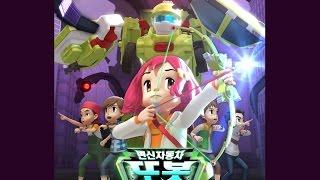 또봇D 15기 자동차 로봇 변신 장난감 놀이 Tobot Adventure X Transformer Play영실업[라임튜브]
