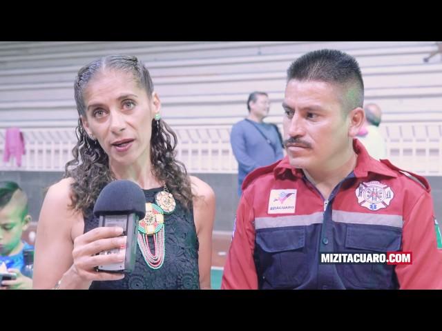 Intercolegial de Baile Zitácuaro 2017