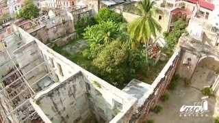 Patio Central de la Compañía de Jesús - Ruins of Society of Jesus Casco Antiguo  Panama