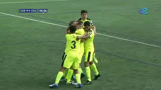 FÚTBOL: UB LEBRIJANA - AD CEUTA FC - 1ª PARTE