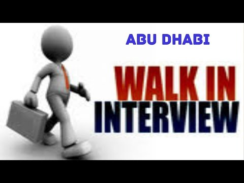 #Overcome Abu Dhabi Walk- In Teacher's Interviews For 2020-21-UAE