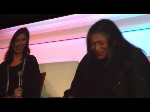 Liz Torres Miss Patty Gilmore Girls  Fest panel