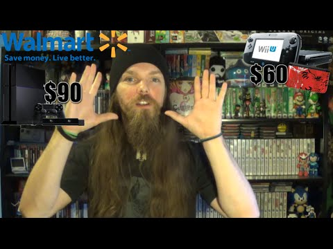 Walmart Gets Scammed Into Selling PS4 for $90 & Wii U for $60