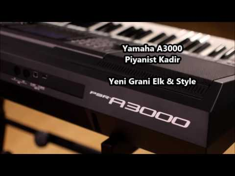 Yamaha A3000 - Yeni Grani Elektro & Style