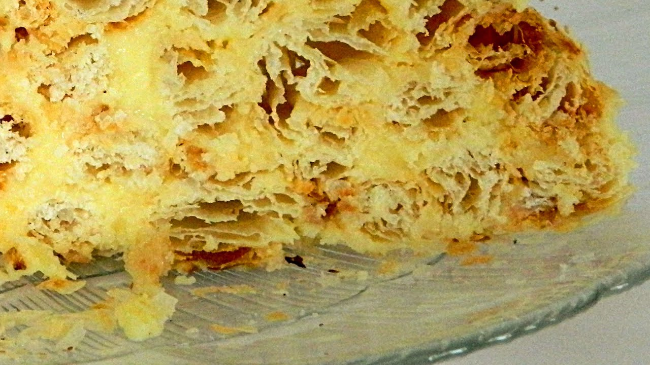 видео торт полено рецепт