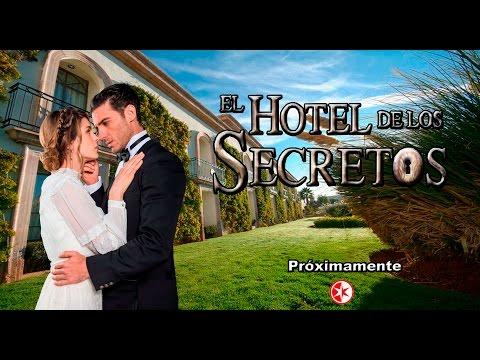 Promocional final de la telenovela El Hotel De Los Secretos 2016