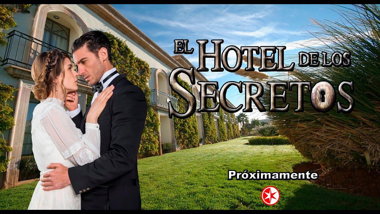 Promocional final de la telenovela el hotel de los for Bazzel el jardin de los secretos