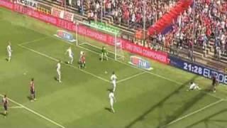 Genoa - Lecce 4-1 (Jankovic-Criscito-Milito-Tiribocchi) 31/05/2009