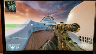 Black Ops 2 PC Sniping Gameplay w/ Quickscopes