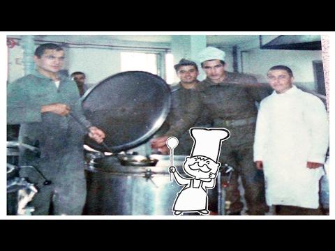 Komi Olarak Gittiğim Askerde Nasıl Aşçı başı Oldum