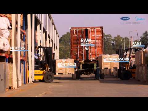 Carrier Midea India Factory