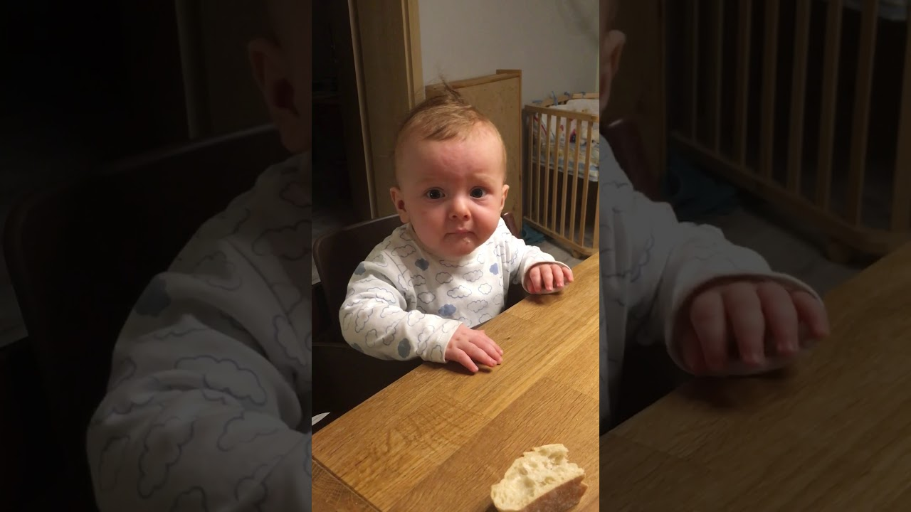 Baby 8 Monate Sehr Anhänglich