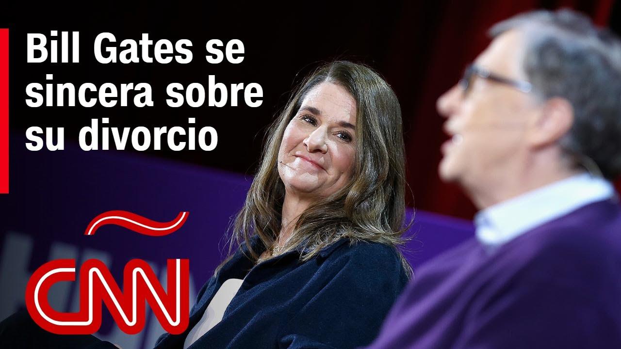 """Bill Gates se sincera tras finalizar el proceso de divorcio: """"Melinda es una gran persona"""""""