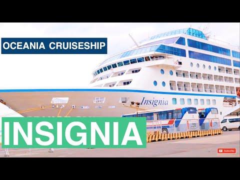 OCEANIA CRUISE SHIP INSIGNIA QUICK TOUR YouTube - Insignia cruise ship