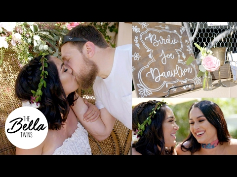 Brie Bella's fairy tale baby shower: a celebration of motherhood and Birdie Joe